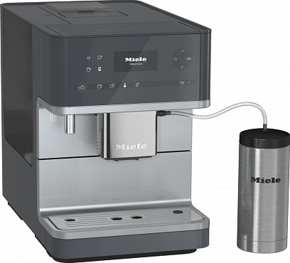 Кофемашина CM6350 графитовый серый GRGR