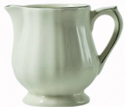 Молочник FILET COULEUR коричневый