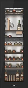 Винный холодильник KWT6722iGS obsw чёрный обсидиан