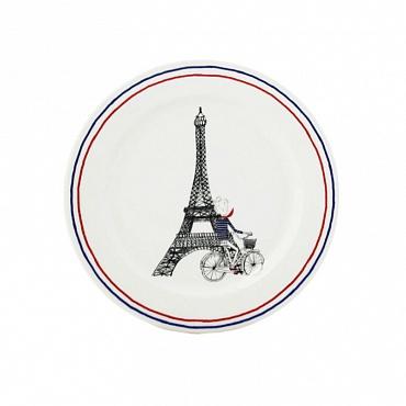 Тарелки для сладостей Ça C'est Paris 2шт