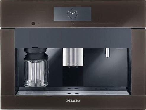 Кофемашина CVA6805 HVBR коричневый гавана