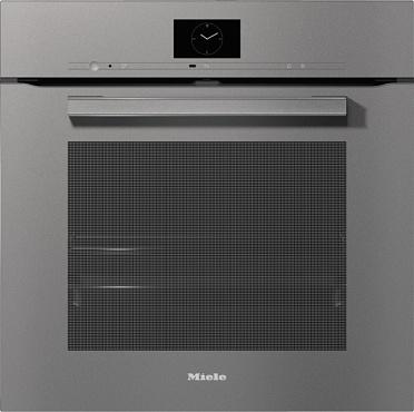 Духовой шкаф H7660BP GRGR графитовый серый