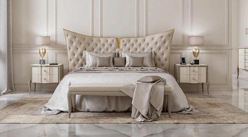 Кровать Bianco e Armoniad PR.56