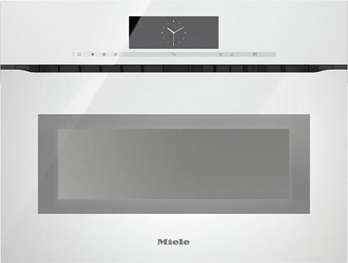 Духовой шкаф с СВЧ H6800BMX BRWS бриллиантовый белый