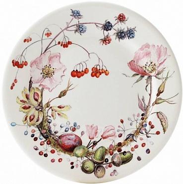 Тарелки десертные BOUQUET 4шт