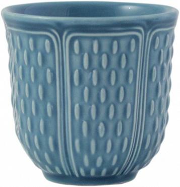 Чашки кофейные PETITS CHOUX bleu givré 2шт