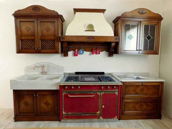 Кухня LA PRIORA 1