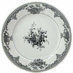 Тарелки «Цветы» Les Dépareillées 6шт
