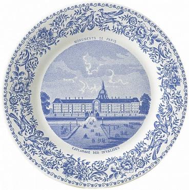 Тарелка для сладостей DE PARIS №6 1шт