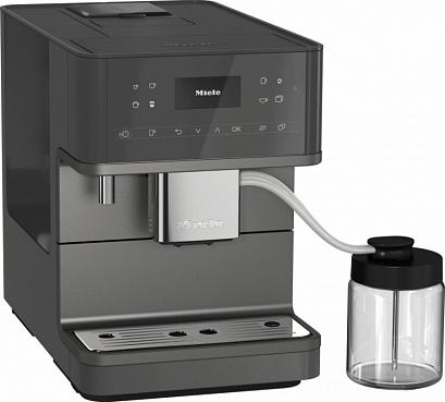 Кофемашина CM6560 серый графит GRPF