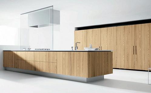 Кухня Roomy Wood