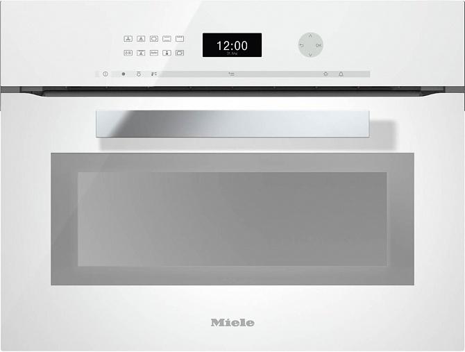 Духовой шкаф H6401B BRWS бриллиантовый белый