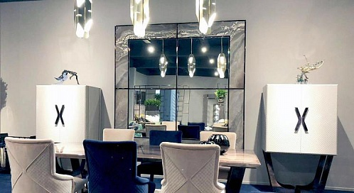 Зеркало Azzurrite