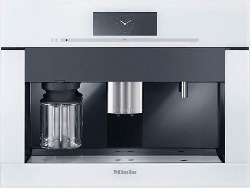 Кофемашина CVA6805 BRWS бриллиантовый белый