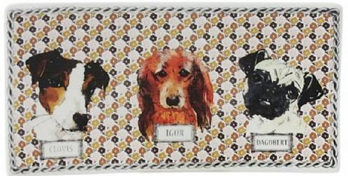 Блюдо прямоугольное DARLING DOG