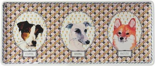 Блюдо для кекса прямоугольное DARLING DOG