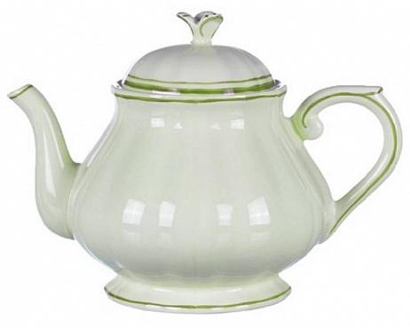 Чайник FILET COULEUR зеленый