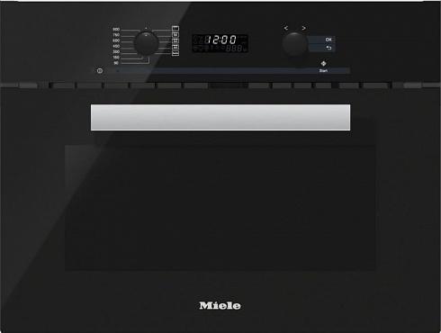 Микроволновая печь M6262TC OBSW черный обсидиан