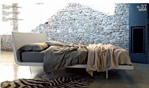 Кровать MOON LEGNO