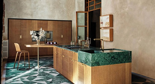 Кухня Intarsio