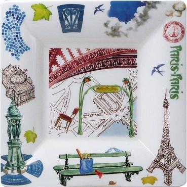 Конфетница малая PARIS.PARIS