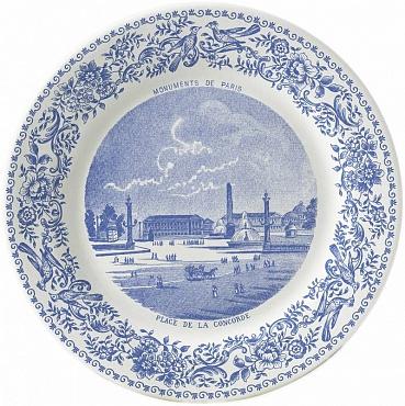 Тарелка для сладостей DE PARIS №5 1шт