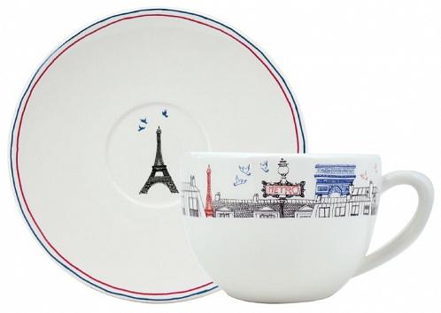 Чайная пара большая Ça C'est Paris