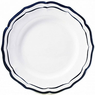Тарелки для канапе INDIGO №2 4шт