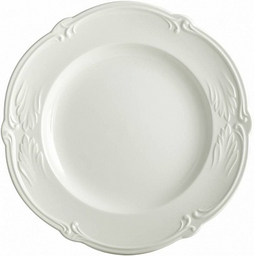 Тарелки для канапе ROCAILLE PASTEL белый 4шт