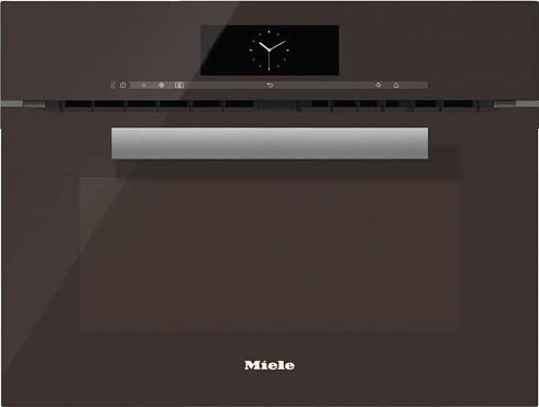 Духовой шкаф с СВЧ H6800BM HVBR коричневый гавана