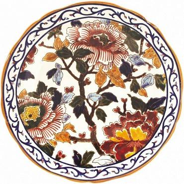 Тарелка десертная PIVOINES