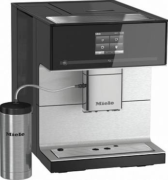 Кофемашина CM7350 OBSW черный обсидиан