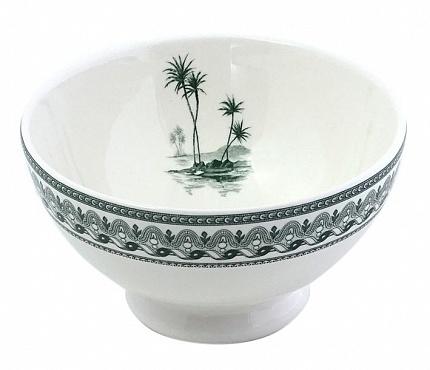 Чаши малые «Восточный пейзаж» Les Dépareillées 2шт