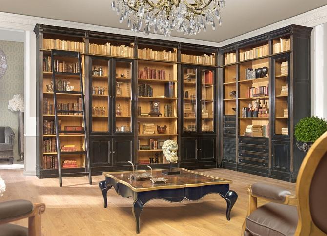 Библиотека Oriente