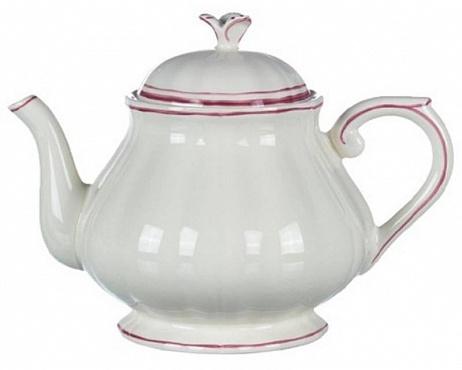 Чайник FILET COULEUR розовый