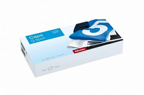 Средство для стирки спортивной одежды Sport Caps 6 шт для стиральных машин