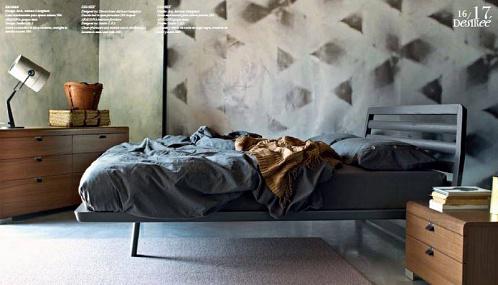 Кровать LETTO DESIREÉ LEGNO
