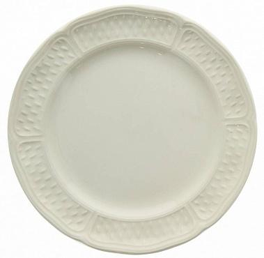 Тарелки для канапе PONT AUX CHOUX blanc 4шт