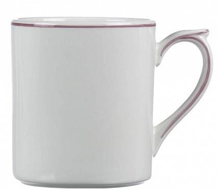 Кружка FILET COULEUR розовый