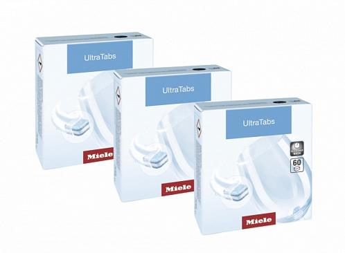Комплект таблеток для мытья посуды All in 1 (180 шт) для посудомоечных машин