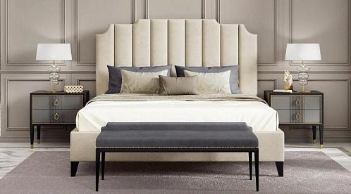 Кровать Caffe' Bianco PR.73.1