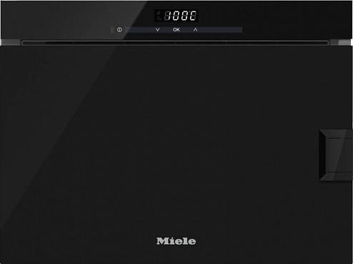 Пароварка соло DG6010 OBSW черный обсидиан