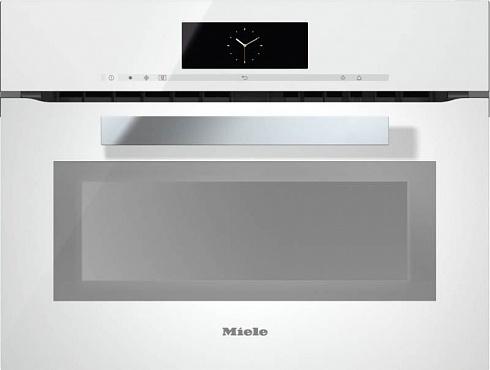 Духовой шкаф с СВЧ H6800BM BRWS бриллиантовый белый