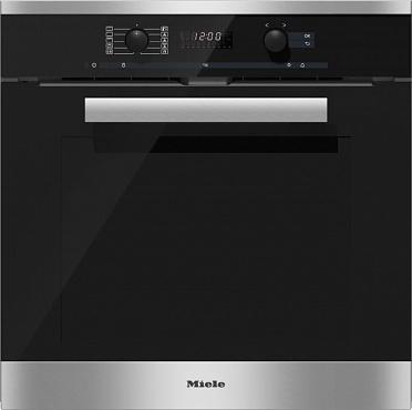Духовой шкаф H6260BP EDST/CLST сталь CleanSteel