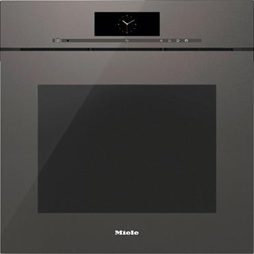 Комби-пароварка DGC6860X GRGR графитовый серый