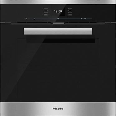 Духовой шкаф H6660BP EDST/CLST сталь CleanSteel