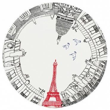 Блюдо для торта Ça C'est Paris