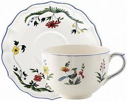Чайная пара большая OISEAUX DE PARADIS