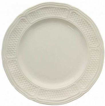 Блюдо круглое плоское PONT AUX CHOUX blanc