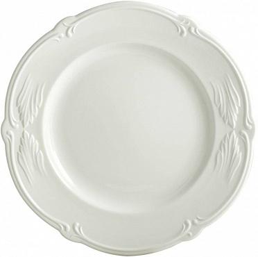Тарелки десертные ROCAILLE PASTEL белый 4шт